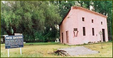 Museo Fortín Cuatreros - Bahía Blanca