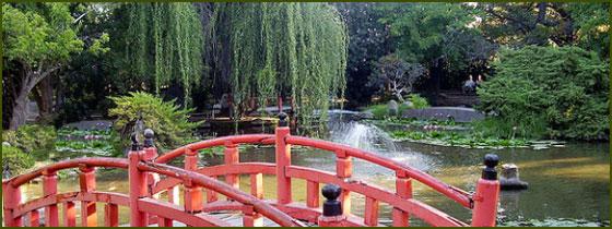 Jardín Japonés - Escobar