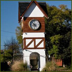 Reloj Torre - Escobar
