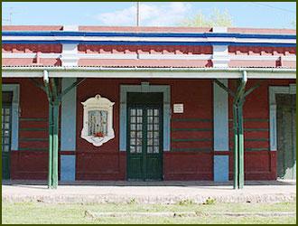 Estación de Villa Ruiz