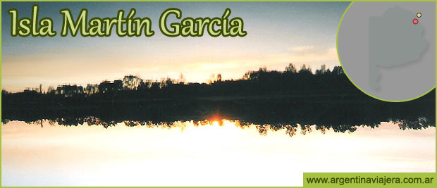 Isla Martín García - Zona Norte