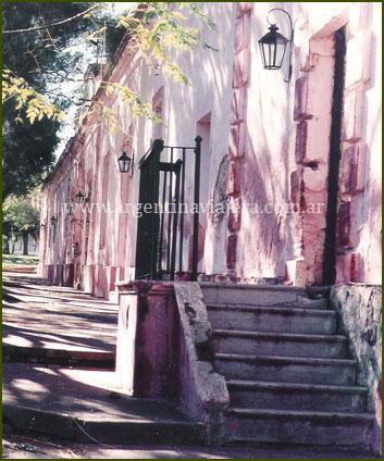 Antiguo Penal - Isla Martín García