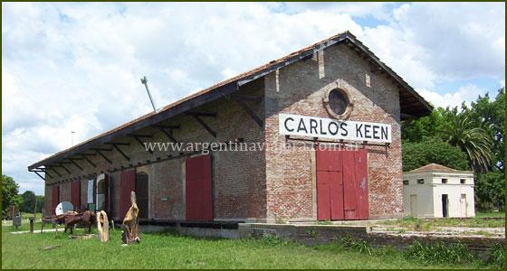 Estación de Carlos Keen