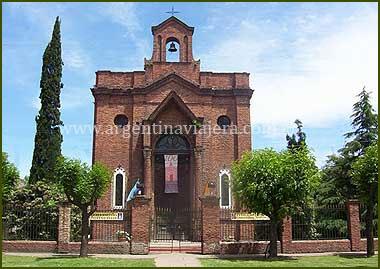 Iglesia de Carlos Keen