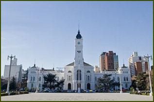 Plaza Moreno - La Plata