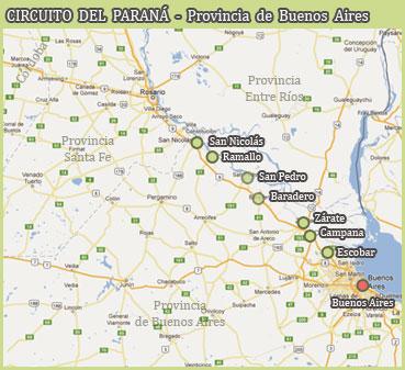 Circuito Paraná