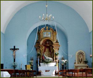 Iglesia de Saldungaray