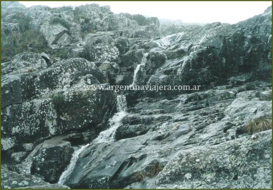 Cascada - Tandil