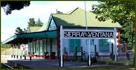 Estación Sierra de la Ventana