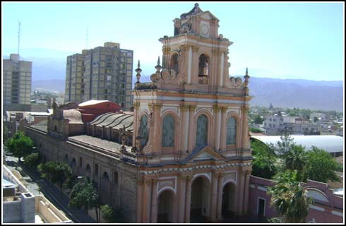 Iglesia de San Francisco - Catamarca