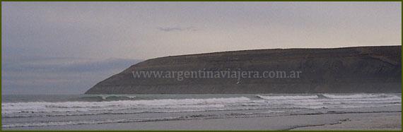 Playas de Comodoro Rivadavia - Chubut