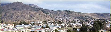 Esquí en La Hoya - Chubut