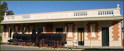 stación de Puerto Madryn - Chubut