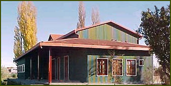 Museo Desiderio Torres - Chubut