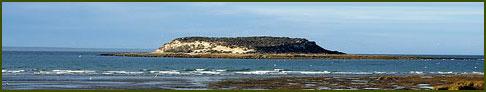 Isla de los Pájaros - Chubut