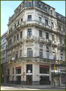 Edificio Drabble - Av. de Mayo