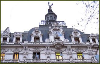 Edificio La Prensa - Av. de Mayo