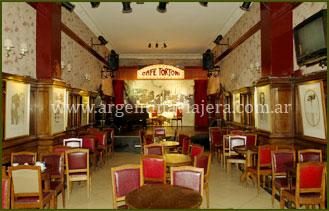 Café Tortoni - Av. de Mayo