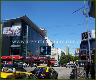 Avenida Cabildo - Belgrano