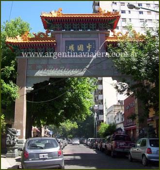Barrio Chino - Belgrano