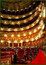Teatro Colón - Av. de Mayo
