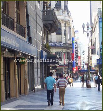 Calle Florida - Av. Corrientes