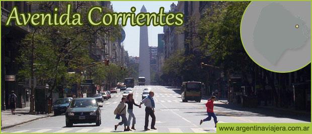 Av. Corrientes - Ciudad de Buenos Aires