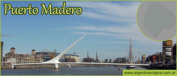 Puerto Madero - Ciudad de Buenos Aires