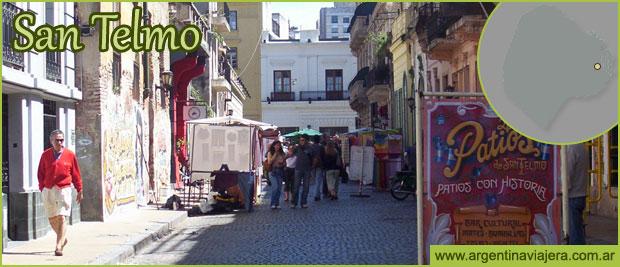 San Telmo - Ciudad de Buenos Aires