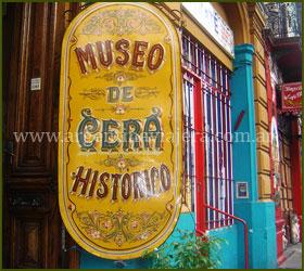 Museo de Cera - La Boca