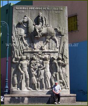 Mural - La Boca