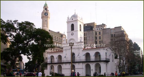 Cabildo de Buenos Aires  - Monserrat