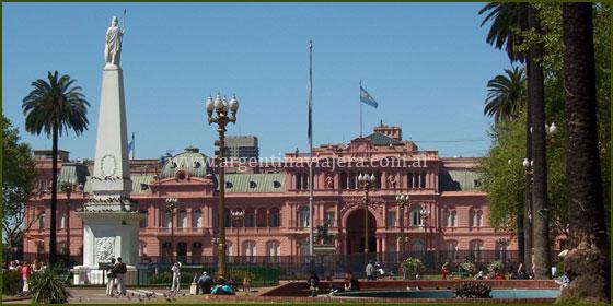Casa Rosada - Monserrat