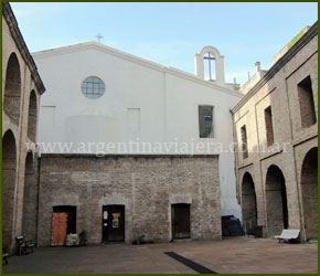 Iglesia de San Francisco - Monserrat