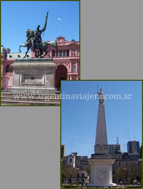 Plaza de Mayo - Monserrat