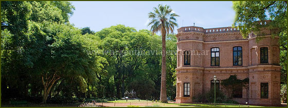Jardín Botánico - Palermo