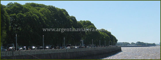 Costanera Norte - Palermo