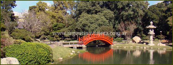 Jardín Japonés - Palermo