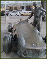 Monumento a Fangio - Puerto Madero