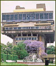 Biblioteca Nacional - Recoleta