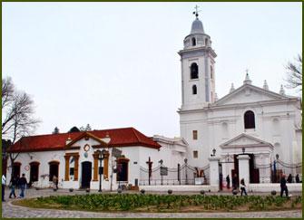 Iglesia del Pilar - Recoleta