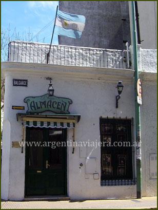 El Viejo Almacén - San Telmo