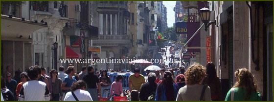 Calle Defensa - San Telmo