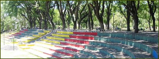 Parque Lezama - San Telmo
