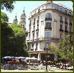 Plaza Dorrego - San Telmo