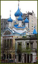 Iglesia Rusa - San Telmo