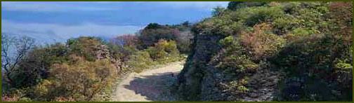 Camino a Villa Cura Brochero - Córdoba