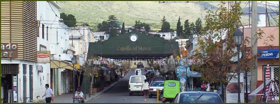 Calle Techada - Capilla del Monte