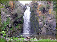 Las Cascadas - Río Ceballos