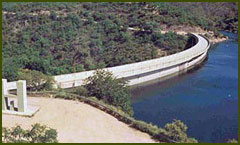 Dique La Quebrada - Río Ceballos